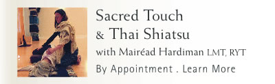 Sacred Touch Thai Shiatsu with Mairead