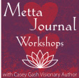 metta journal at yoga by the sea