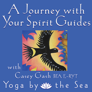 a journey with your spirit guides with casey gash